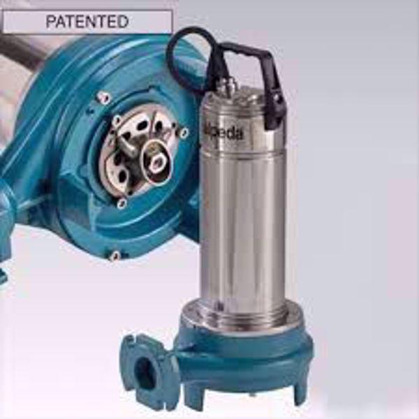 Immagine di Pompe sommergibili con sistema trituratore GQGM 6-25